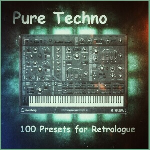 Pure Techno Cover