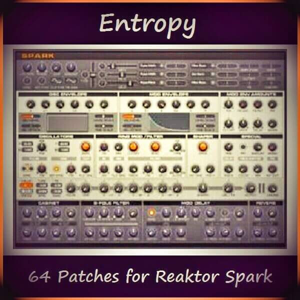 Spark Entropy Cover
