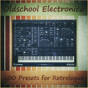Olschool Electronica Cover