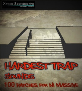 Hardest-Trap-Sounds-Cover