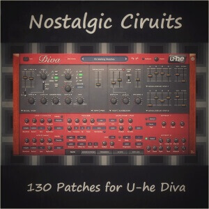 Diva - Nostalgic Circuits Cover~2