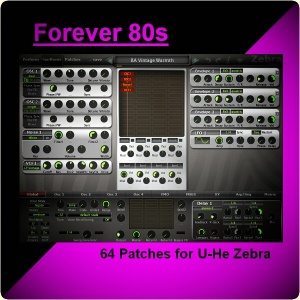 Zebra F80s Cover