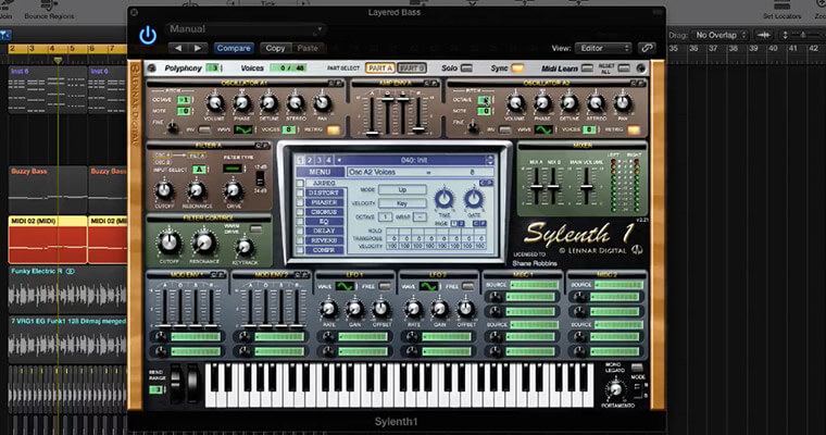 Sylenth Tutorials