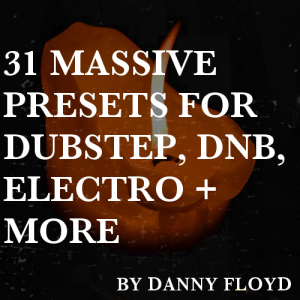 31 NI Massive Presets for Dubstep. DnB, Electro   more