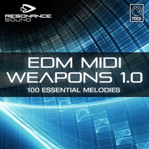 Resonance Sound - EDM MIDI Weapons 1.0