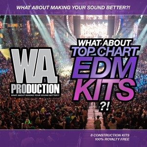 What About: Top Chart EDM Kits