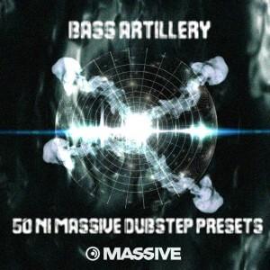 Bass Artillery NI Massive Dubstep Presets