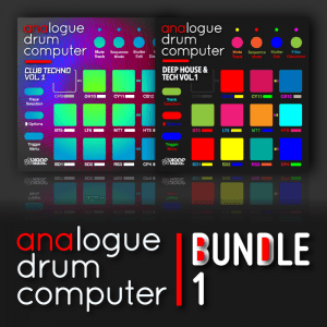 Analogue Drum Computer Bundle 1