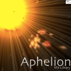 Aphelion - Cinematic SFX Library