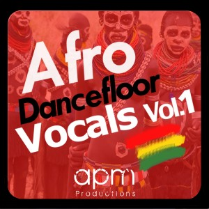 Afro-Dancefloor Vocals Vol.1
