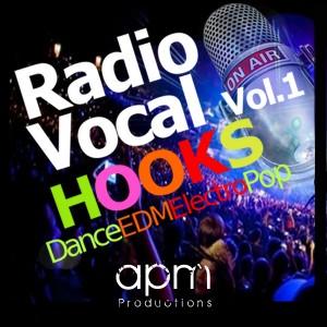 Radio Vocal Hooks Vol.1