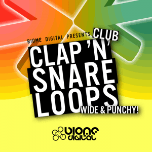 Club Clap 'n' Snare Loops