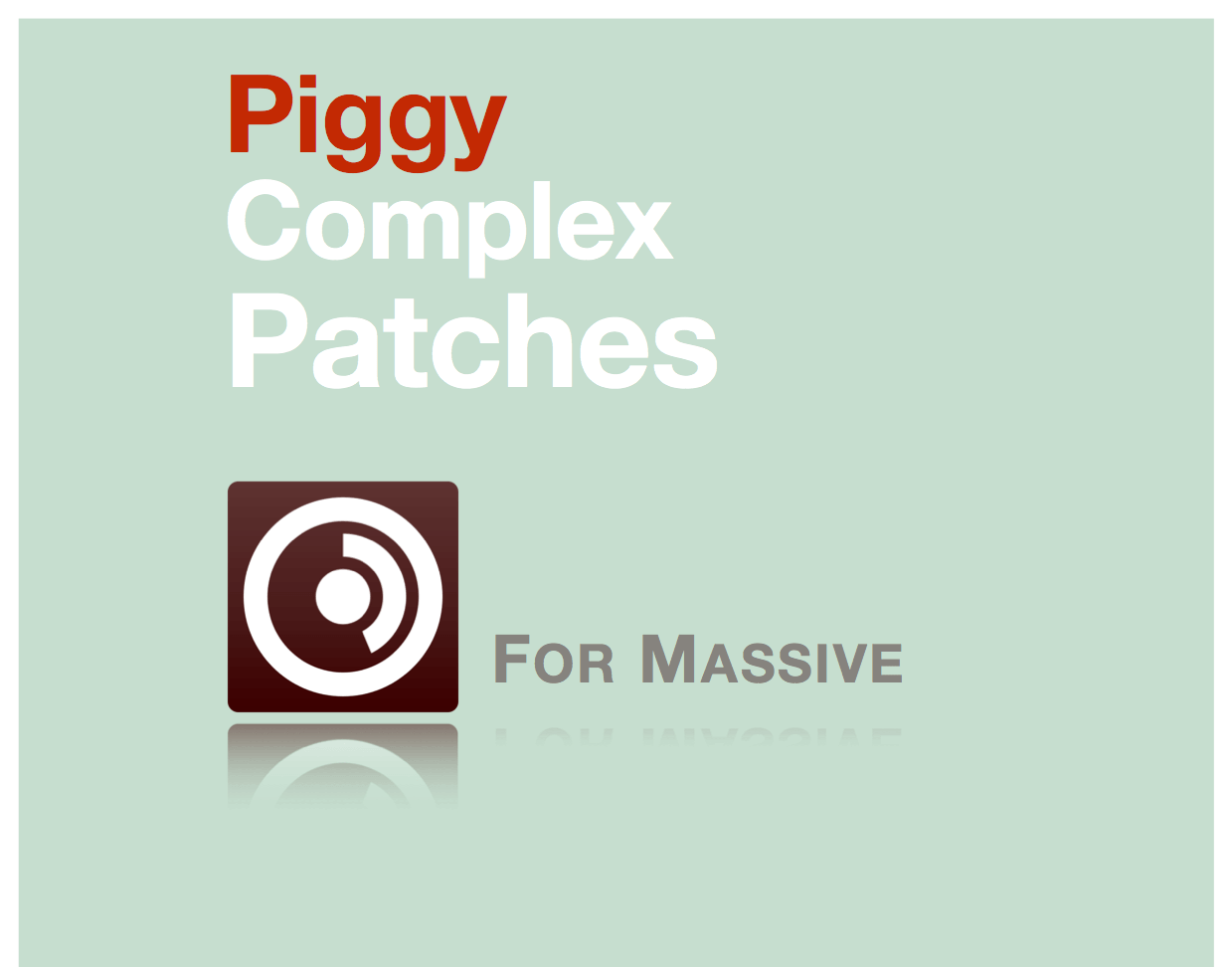 Piggy Complex Patches
