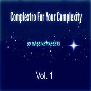 Complextro For Your Complextro Vol. 1
