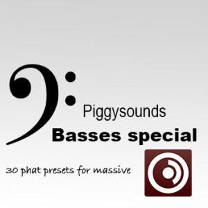 Piggysounds Basses Special