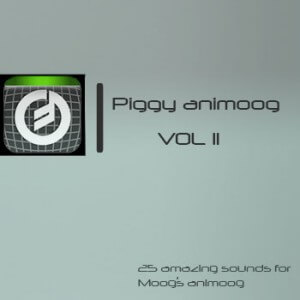 Piggy Animoog Vol II