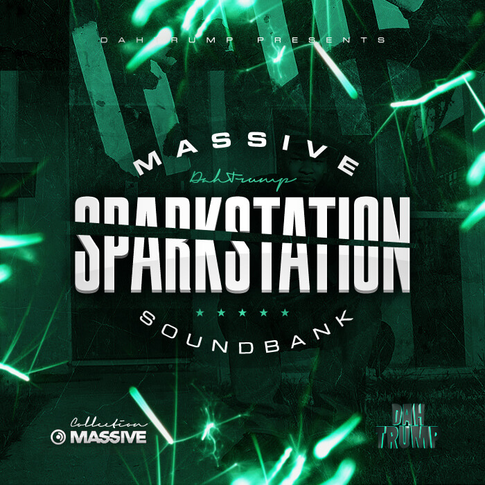 Sparkstation: Massive Soundset