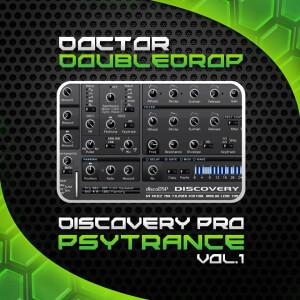 Doctor Doubledrop Discovery Pro Psytrance Presets Vol.1