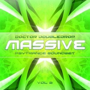 Doctor Doubledrop Massive Psytrance Soundset Vol.2
