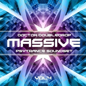 Doctor Doubledrop Massive Psytrance Soundset Vol.4