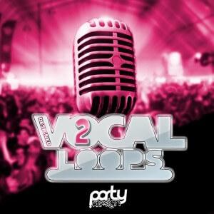 Designed Vocal Loops Vol 2