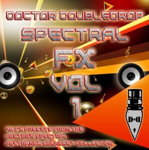Doctor Doubledrop Spectral FX Vol.1