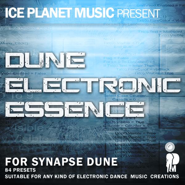 Dune Electronic Essence