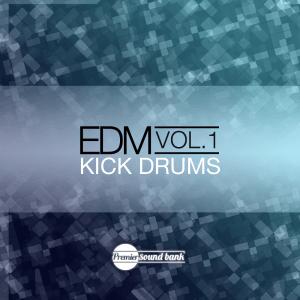 EDM Kick Drums Volume 1