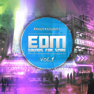 EDM Sounds for Spire Vol 1