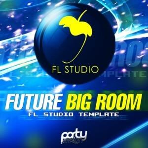 Future Big Room FL Studio Template Vol 1