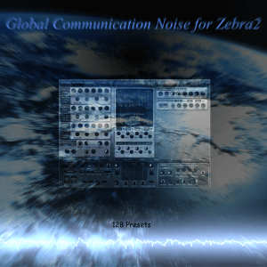 Global Communication Noise