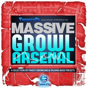 Massive Growl Arsenal Demo - Free Massive Presets