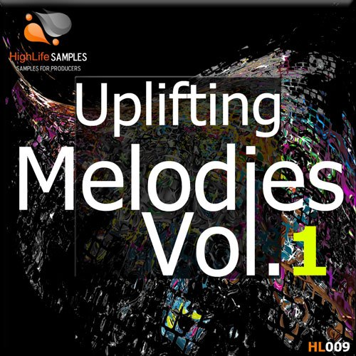 HighLife Samples Uplifting Midis Melodies Vol.1