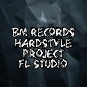 Hardstyle Project For FL Studio