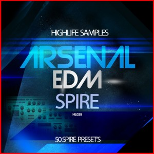 Arsenal EDM Spire