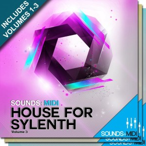 House for Sylenth Bundle (Vols 1-3)