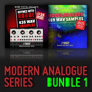 Modern Analogue Series Bundle 1