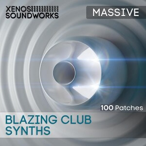Blazing Club Synths