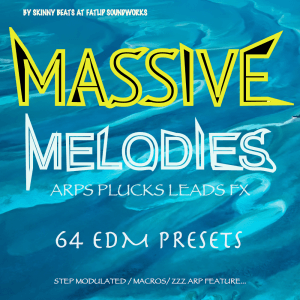 Skinny Beats Massive Melodies Demo - Free Massive Presets