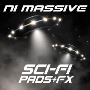 NI Massive Sci-Fi Pads & FX