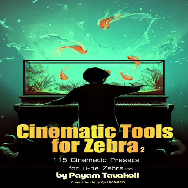 Zebra Cinematic Tools