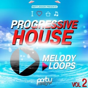Progressive House Melody Loops Vol 2