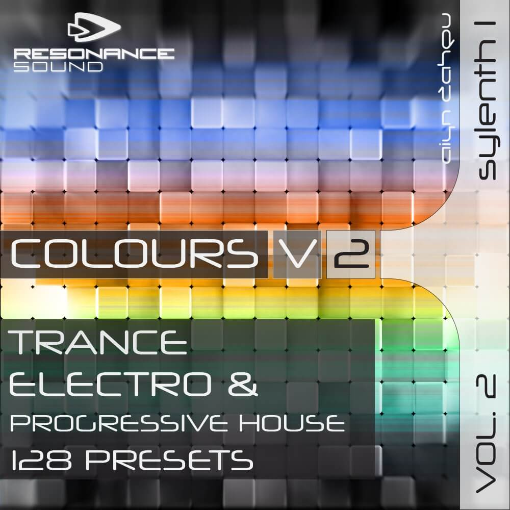 Aiyn Zahev - Colours Vol.2 Sylenth1