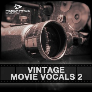 Resonance Sound - Vintage Movie Vocals 2