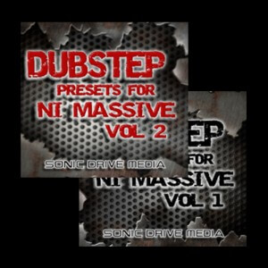 Dubstep Massive Presets Volumes 1 & 2