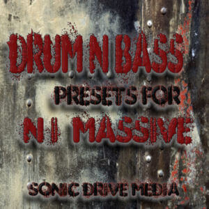 DNB Presets for Native Instruments Massive