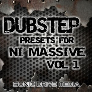Dubstep Presets for Native Instruments Massive Vol 1