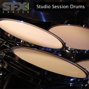 Studio Session Drums Demo - Free WAV Samples