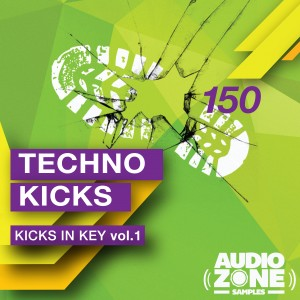 Techno Kicks in Key Vol.1