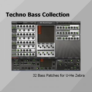 Techno Bass Collection